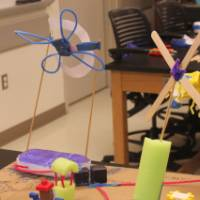 EOW Student Project exploring Wind Energy
